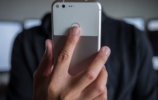 google pixell initial review aa  of  fingerprint nexus imprint