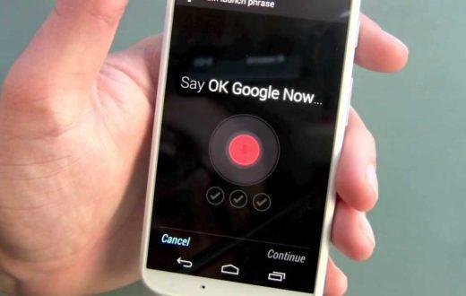 """OK Google"" Hotword"