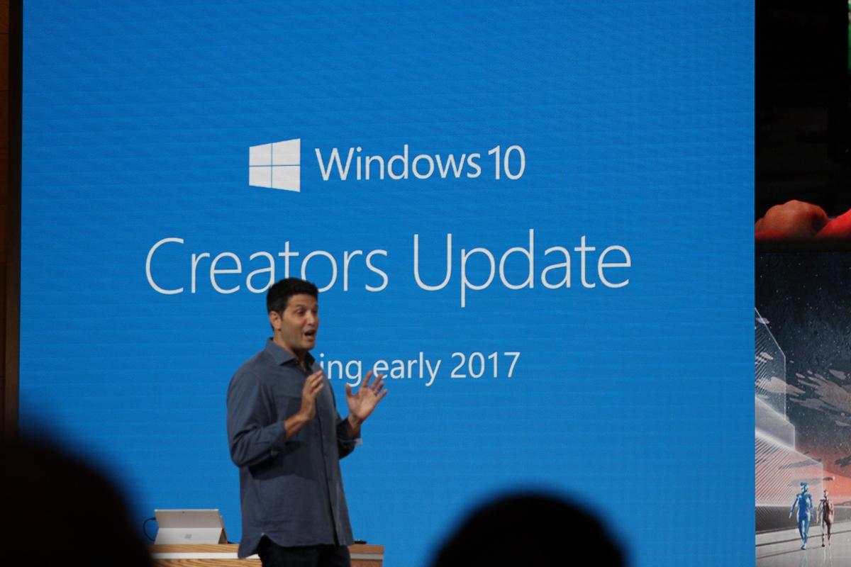 Windows 10 Mobile Creators Update Date