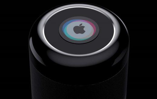 rumored Siri Speaker